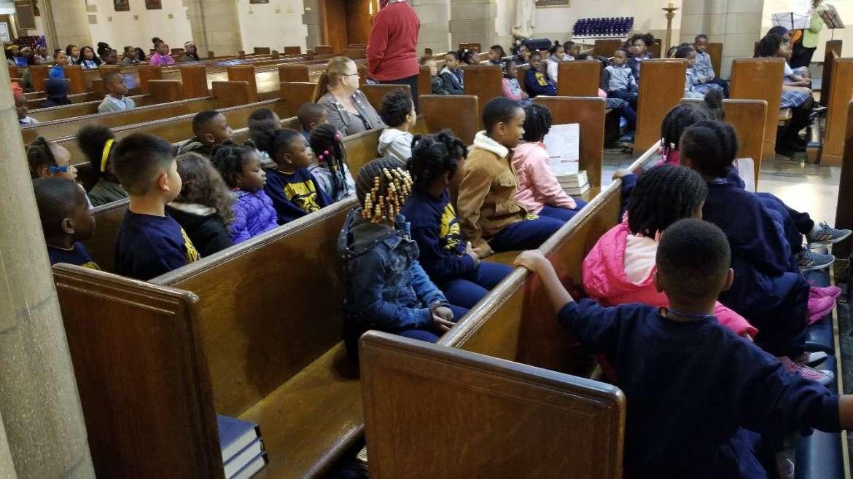Catholic Schools Week Opening Mass and Open House